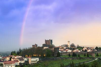 Braganca Castle, Tras-Os-Montes, Portugal, Europe-Alex Robinson-Photographic Print