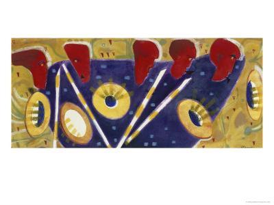 Braggin' in Brass, c.1998-Gil Mayers-Giclee Print