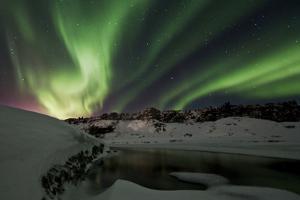 Shades of Green by Bragi Ingibergsson -