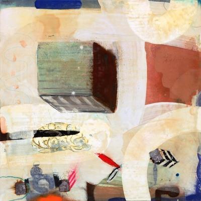 Brain Freeze 3-Aleah Koury-Art Print