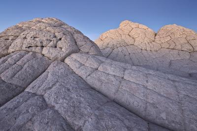 Brain Rock at Dusk, White Pocket, Vermilion Cliffs National Monument-James Hager-Photographic Print