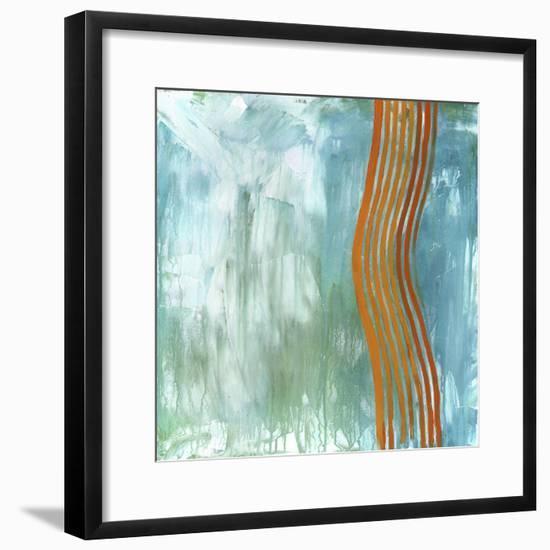 Brain Waves-Ann Tygett Jones Studio-Framed Premium Giclee Print