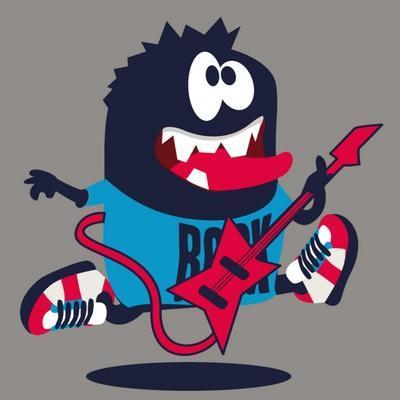 Rock, Rocker Monster