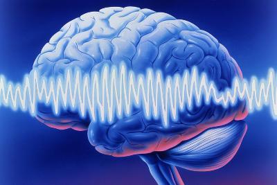 Brainwaves-John Bavosi-Photographic Print