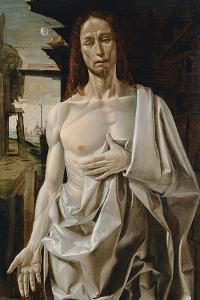 The Risen Christ by Bramantino