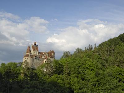 Bran Castle, Bran, Transylvania, Romania, Europe-Gary Cook-Photographic Print