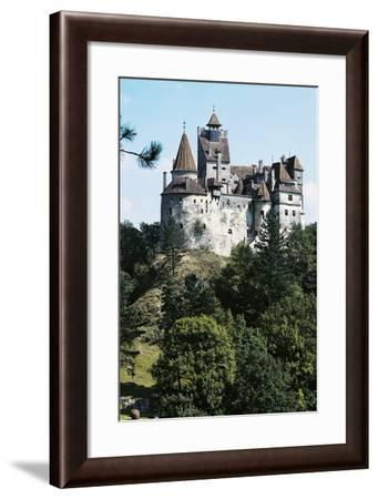 Bran Castle, Romania--Framed Giclee Print