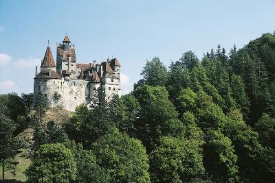 Bran Castle, Romania--Giclee Print