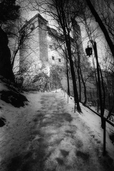 Bran Castle, Transylvania, Romania-Simon Marsden-Photographic Print
