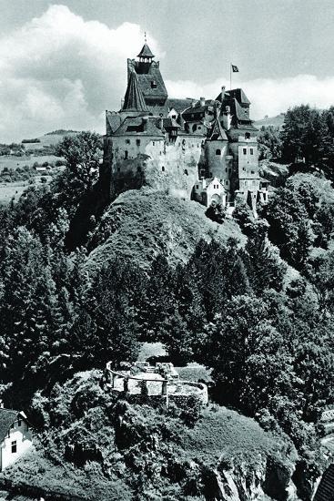 Bran Castle--Photographic Print