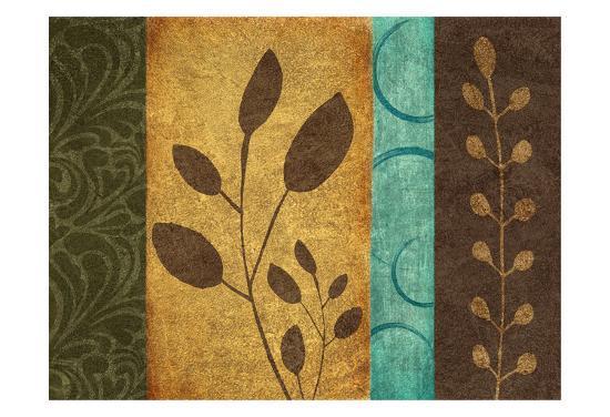 Branch 5-Kristin Emery-Art Print