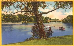 Branch Brook Park, Newark, New Jersey