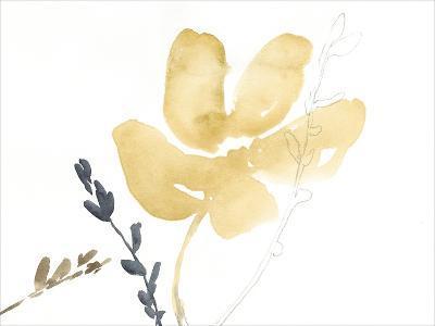 Branch Contours III-Jennifer Goldberger-Premium Giclee Print