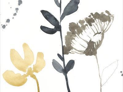 Branch Contours IV-Jennifer Goldberger-Premium Giclee Print