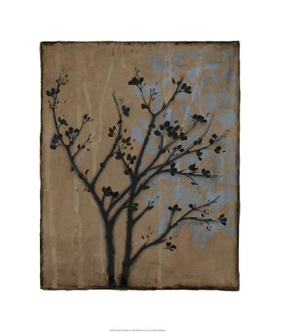 Branch in Silhouette I-Jennifer Goldberger-Limited Edition