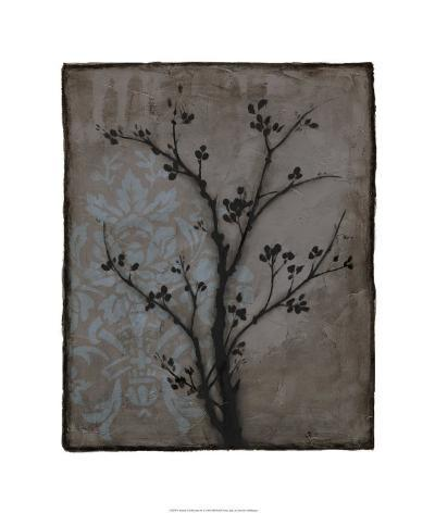 Branch in Silhouette IV-Jennifer Goldberger-Limited Edition