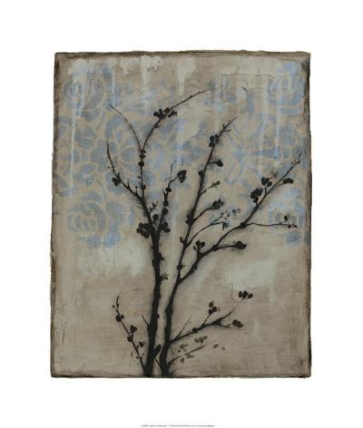 Branch in Silhouette V-Jennifer Goldberger-Limited Edition