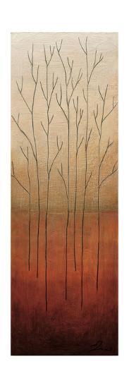 Branch Rouge II-Eve-Art Print