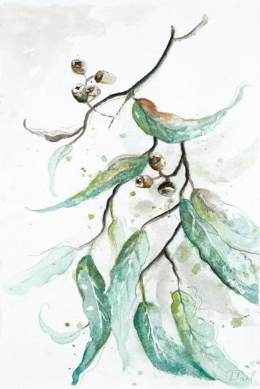 Branches To The Wind III-Patricia Pinto-Art Print