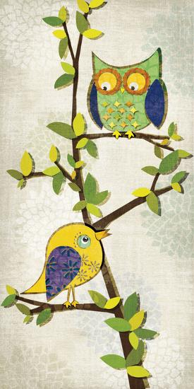 Branching Out II-Tandi Venter-Art Print