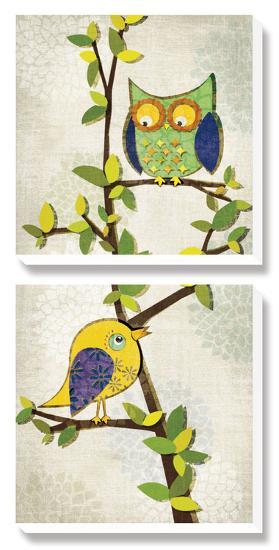 Branching Out II-Tandi Venter-Canvas Art Set