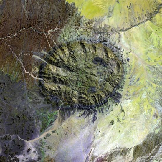 Brandberg Massif, Namibia--Giclee Print