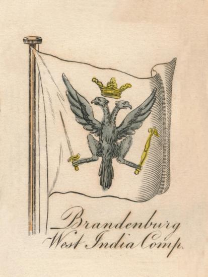 'Brandenburg West India Comp', 1838-Unknown-Giclee Print