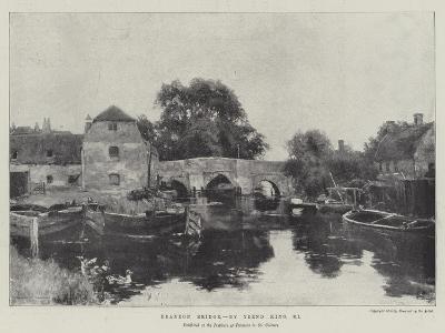 Brandon Bridge-Henry John Yeend King-Giclee Print