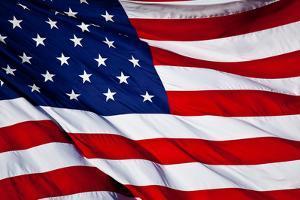 Us Flag by Brandon Seidel