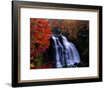 Brandywine Falls in the Cuyahoga National Recreation Area, Ohio-Melissa Farlow-Framed Photographic Print