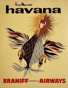 Braniff International Airways, Havana
