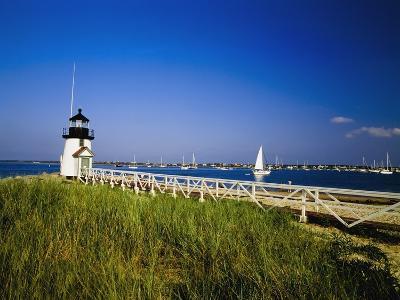 Brant Point Lighthouse-Design Pics Inc-Photographic Print