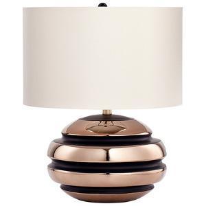 Brass Orbital Table Lamp