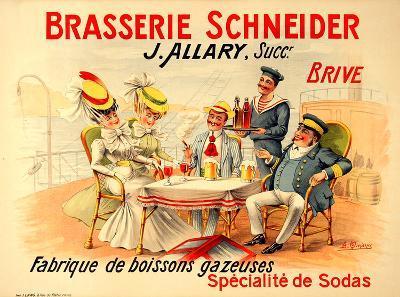Brasserie Schneider- Quendray-Premium Edition