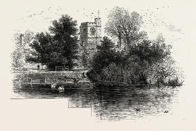 Bray Church, UK--Giclee Print