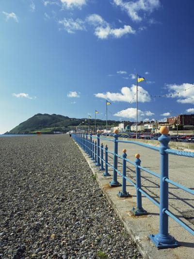 Bray Promenade and Beach Towards Bray Head, Bray, County Dublin, Republic of Ireland-Pearl Bucknall-Photographic Print