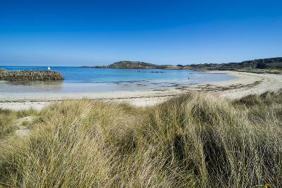 Braye Bay, Alderney, Channel Islands, United Kingdom-Michael Runkel-Photographic Print