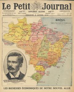 Brazil and Bras Portrait