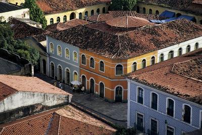 Brazil, Maranhao State, São Luís Island, São Luís, Buildings in Historical Centre--Giclee Print