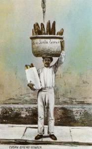 Bread Vendor