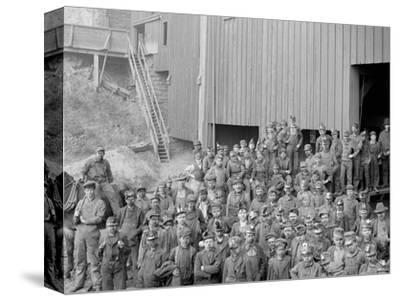 Breaker Boys, Woodward Coal Breakers, Kingston, Pa.