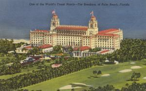 Breakers Hotel, Palm Beach, Florida
