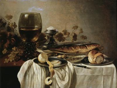 Breakfast, 1646-Pieter Claesz-Giclee Print