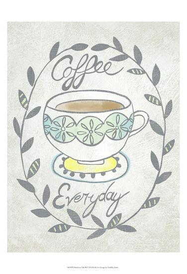 Breakfast Club II-Chariklia Zarris-Art Print