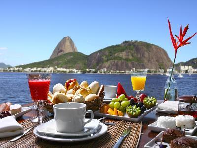 Breakfast In Rio De Janeiro-luiz rocha-Photographic Print