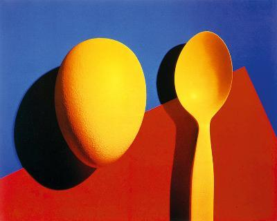 Breakfast-Frank Farrelly-Giclee Print