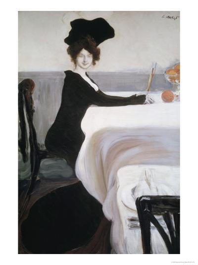 Breakfast-Leon Bakst-Giclee Print