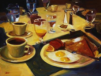 Breakfast-Pam Ingalls-Giclee Print