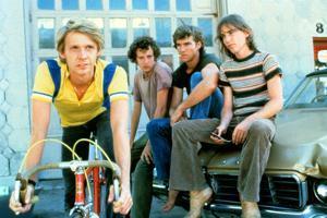 Breaking Away, Dennis Christopher, Daniel Stern, Dennis Quaid, Jackie Earle Haley, 1979