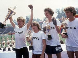 Breaking Away, Dennis Christopher, Jackie Earle Haley, Daniel Stern, Dennis Quaid, 1979